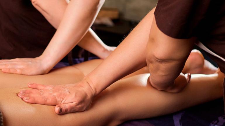 Massaggio Tantra 4 Mani  60′ – 400€