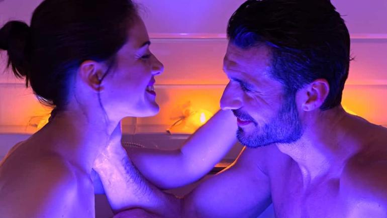 Luxury Hydro Massage